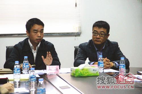 广州专业市场商会莅临海纳城 交流商业新发展