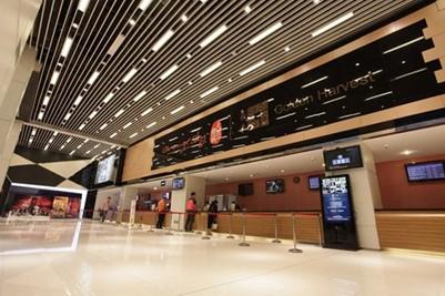 亿丰不夜城商业系列推荐之:香港橙天嘉禾影城