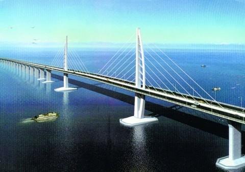 港珠澳大桥-保利香槟国际三期新品升级 84 94㎡诚意登记