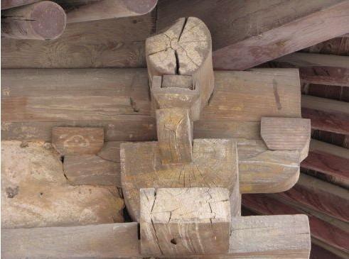 """中国古代抗震建筑设计     与西方砖石结构建筑的""""以刚克刚""""不同"""