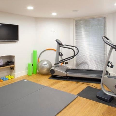 71款型男最爱的家庭健身房设计