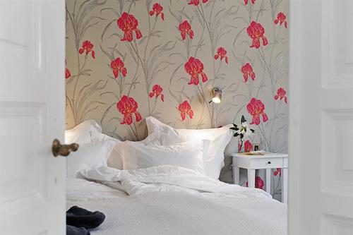 来自法国的时尚典雅 72平米小清新公寓(图)