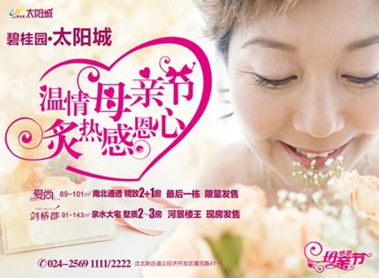 母亲节活动宣传展板