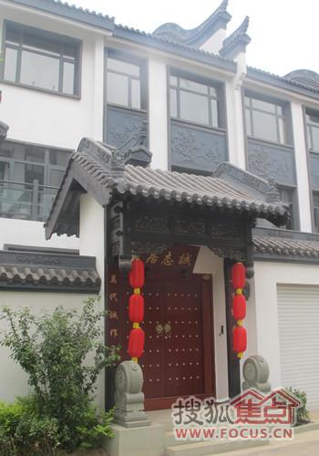 左岸景林唐山唐 唐山首席中式住宅盛大开盘图片