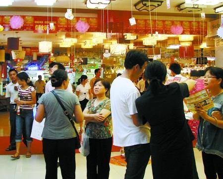 京城灯饰卖场再生新格局 将推动行业发展