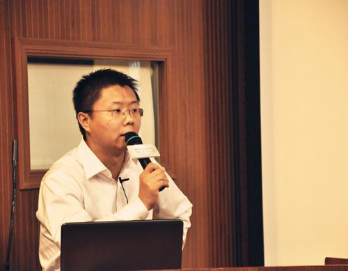 北京博地澜屋建筑规划设计有限公司设计总监,高级工程师刘飞先生演讲