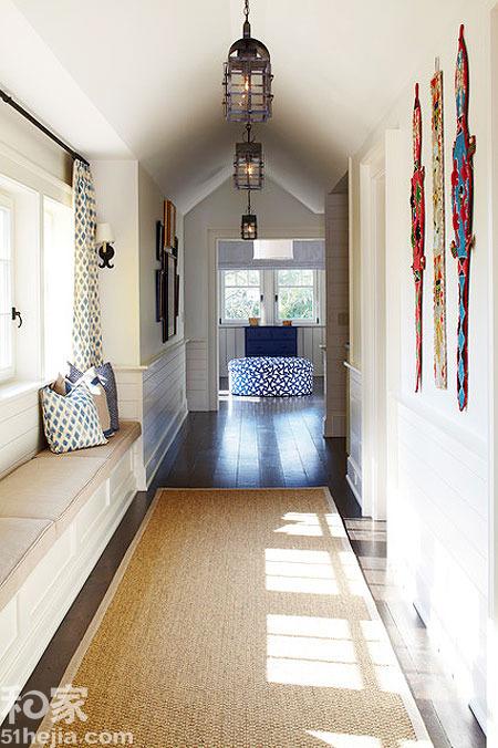 12款走廊过道设计教你充分利用空间图片