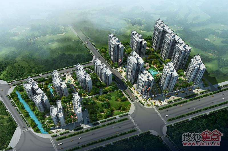 中国十大宜居住哹n_地段优势凸显项目价值华尔星城吸引全城目光-房产新闻-郴州