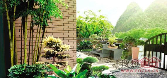 广锦天东方亭院--万福路国家级养生基地探秘图片