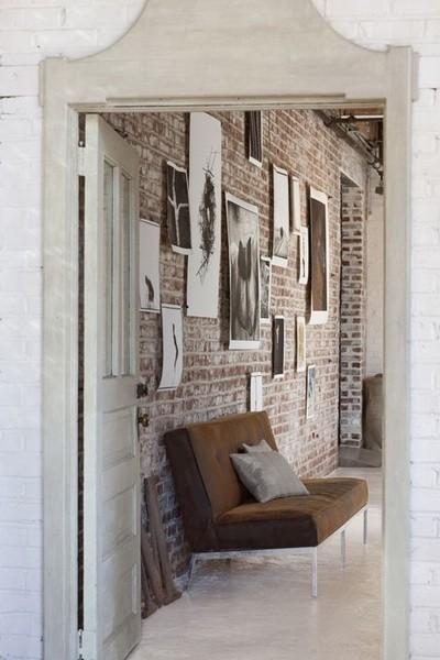 25款裸露砖墙家居设计(图)-新闻中心图片