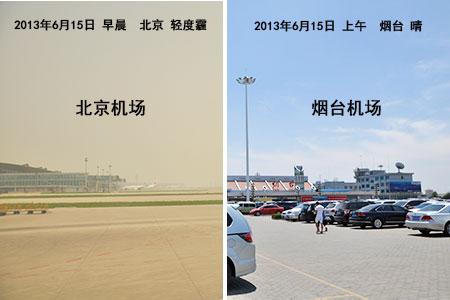 北京和烟台天气对比(点击图片进入下一页)