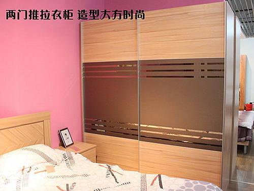 评测:中档消费 欣旺简约卧房板式家具推荐
