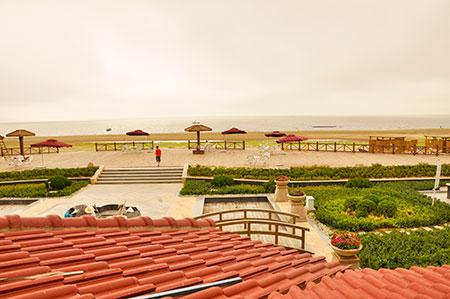 望海风情海岸一线海景