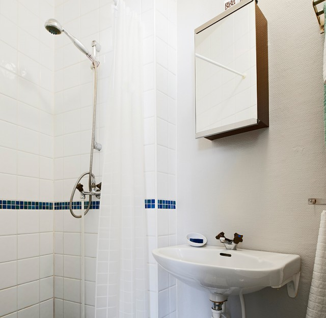 这是一套40.8平米的单身公寓,大空间比较容易去装修,而对于高清图片