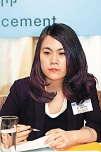 合生创展创始人朱孟依25岁女儿接任公司副主席