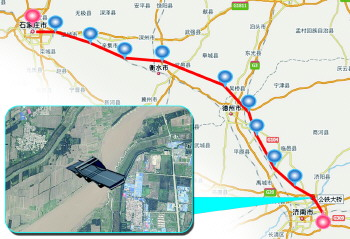 石济高铁将全面开工 石家庄将新建东站至济南仅1小时