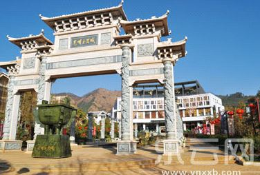 昆明玉器城铸就云南旅游新地标