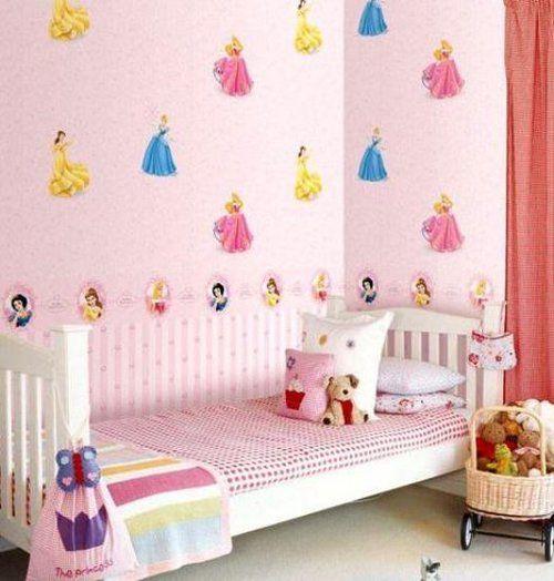 辣妈为儿童房装修选壁纸 10款可爱墙纸(图)