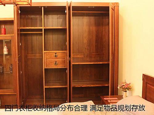 评测:海棠木卧房style 江南神龙简欧风格家具图片