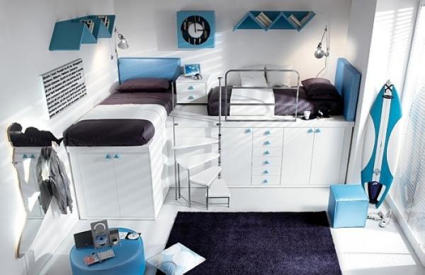 20款卧室组合式家具设计