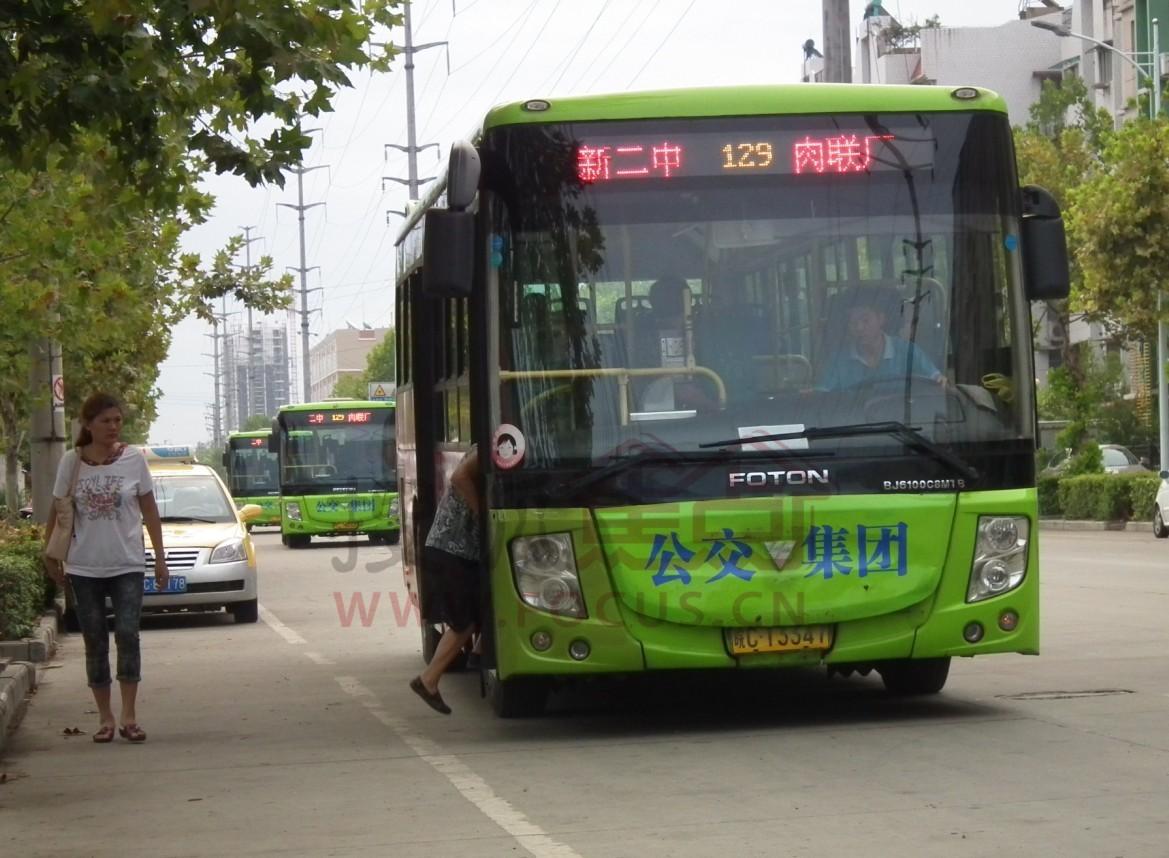 泰安:新泰开通17路公交车 从城区直达东都镇-泰安图吧公交网