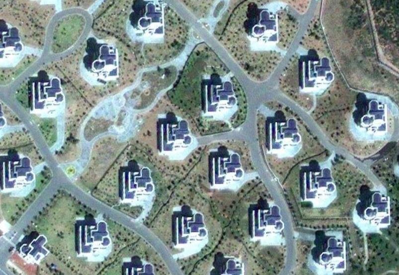 莫斯科人均绿地面积_加拿大人均住房面积
