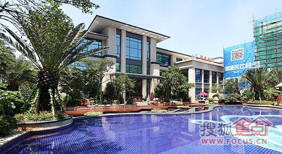 新亚平台下载_碧桂园新亚山湖城:清远未来cld 新中轴核心地段
