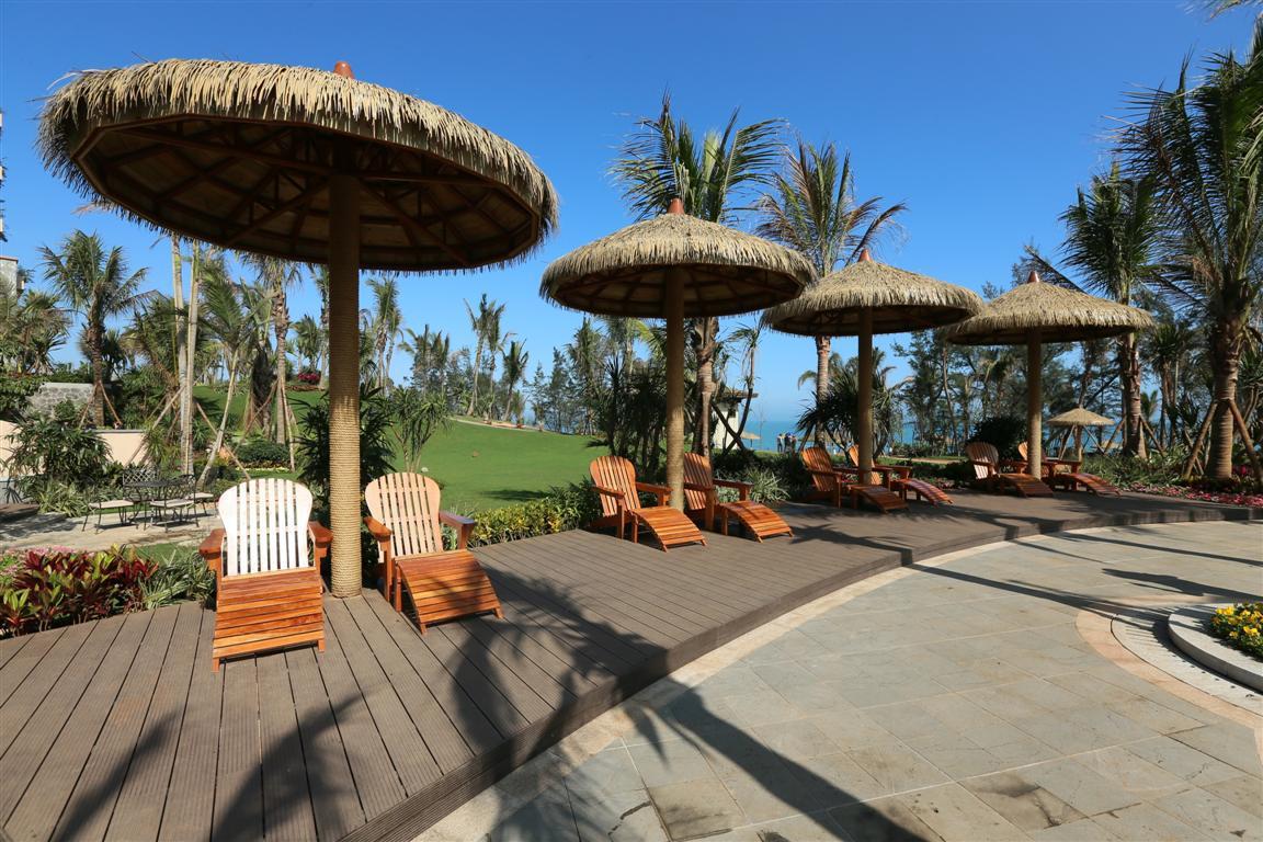碧桂园61金沙滩首创海南滨海公园式主题园林图片