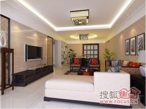 整个户型有145平米,4室2厅1厨2卫3阳台图片