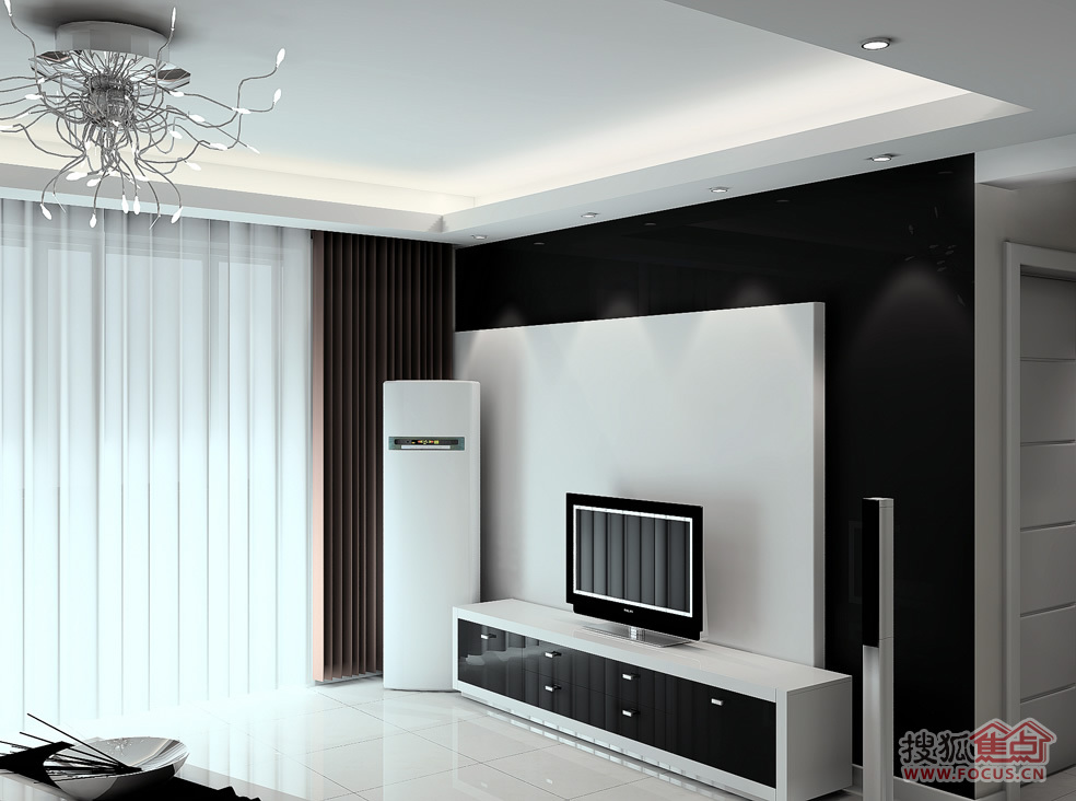 15种创意电视背景墙设计方案