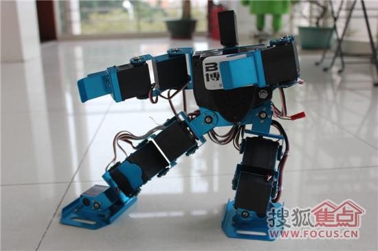 酷族机器人