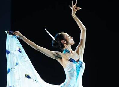 一生执着舞蹈的杨丽萍 相遇鼎峰源著