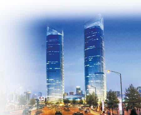 乌鲁木齐楼宇经济的非常高度 凸显新疆经济潜力-房产