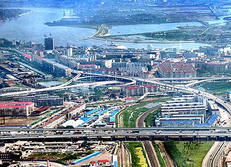 滨海新区gdp_金融创新再添一笔 天津滨海后来者有望居上