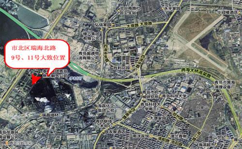 红岛经济区核心商业地块集中上市