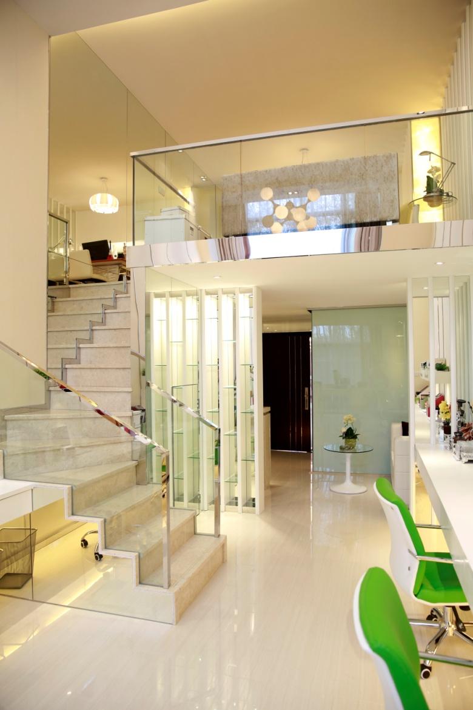 层高4米隔层效果图_5米层高设计_5米层高设计分享展示
