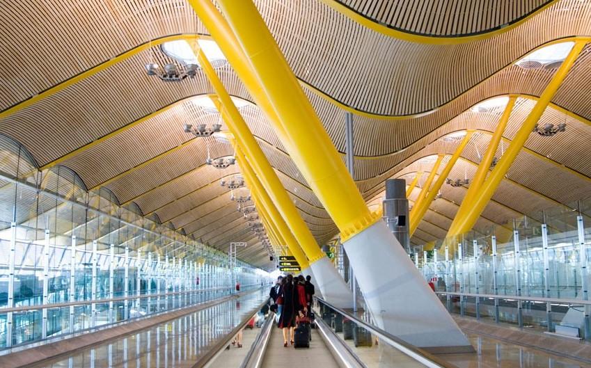 全球最另类时髦的飞机场