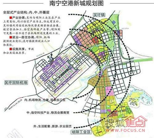日照市空港新区规划图