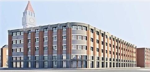 图文:40亿元扮靓汉口青岛路历史街区-房产新闻-武汉