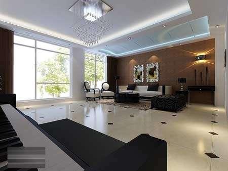 办公室 家居 起居室 设计 装修 450_338