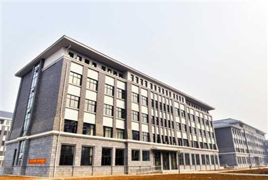 洛阳师范学院新校区正式启用 万余名大学生开始新生活