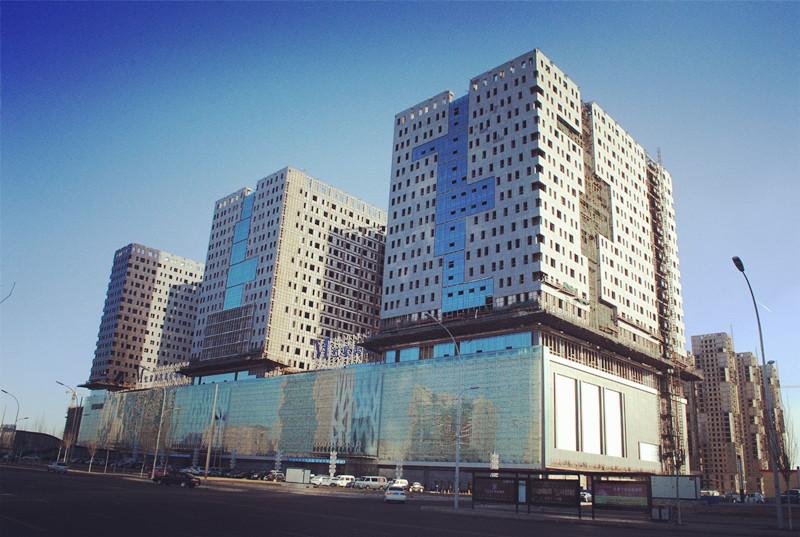 北京日月天地大厦