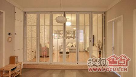 韩式范儿十足 晒3万5半包装修88平米两居高清图片