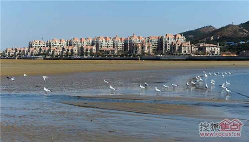 康大·山语海 3公里私家海滩为你而建