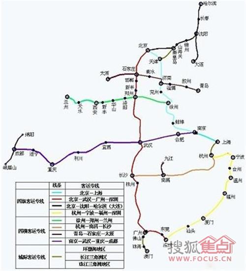 高铁作为杭福深客运专线(东南沿海客运专线)的重要线路,将成功串高清图片