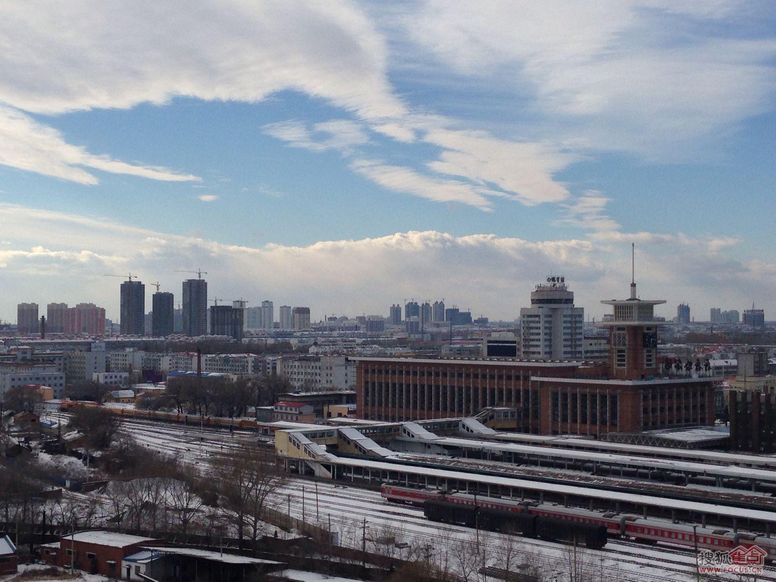 齐齐哈尔市铁锋区政务服务中心在南浦路启用