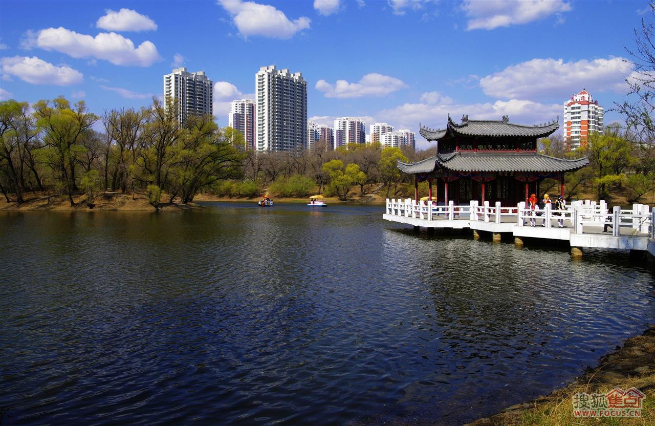 黑龙江省齐齐哈尔市-2013年齐齐哈尔产业项目和城市建设并驾齐驱