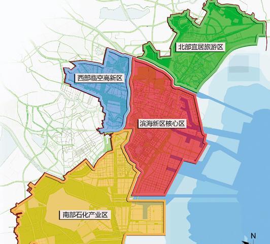 滨海新区gdp_天津滨海新区