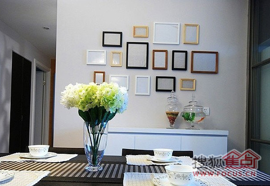 照片墙设计效果图 回忆我们的相遇与相守瞬间 高清图片