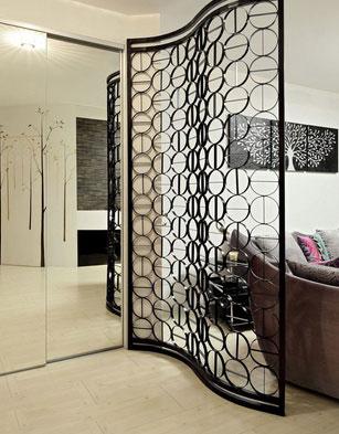 浪漫又时尚的设计 15万装出现代三居室